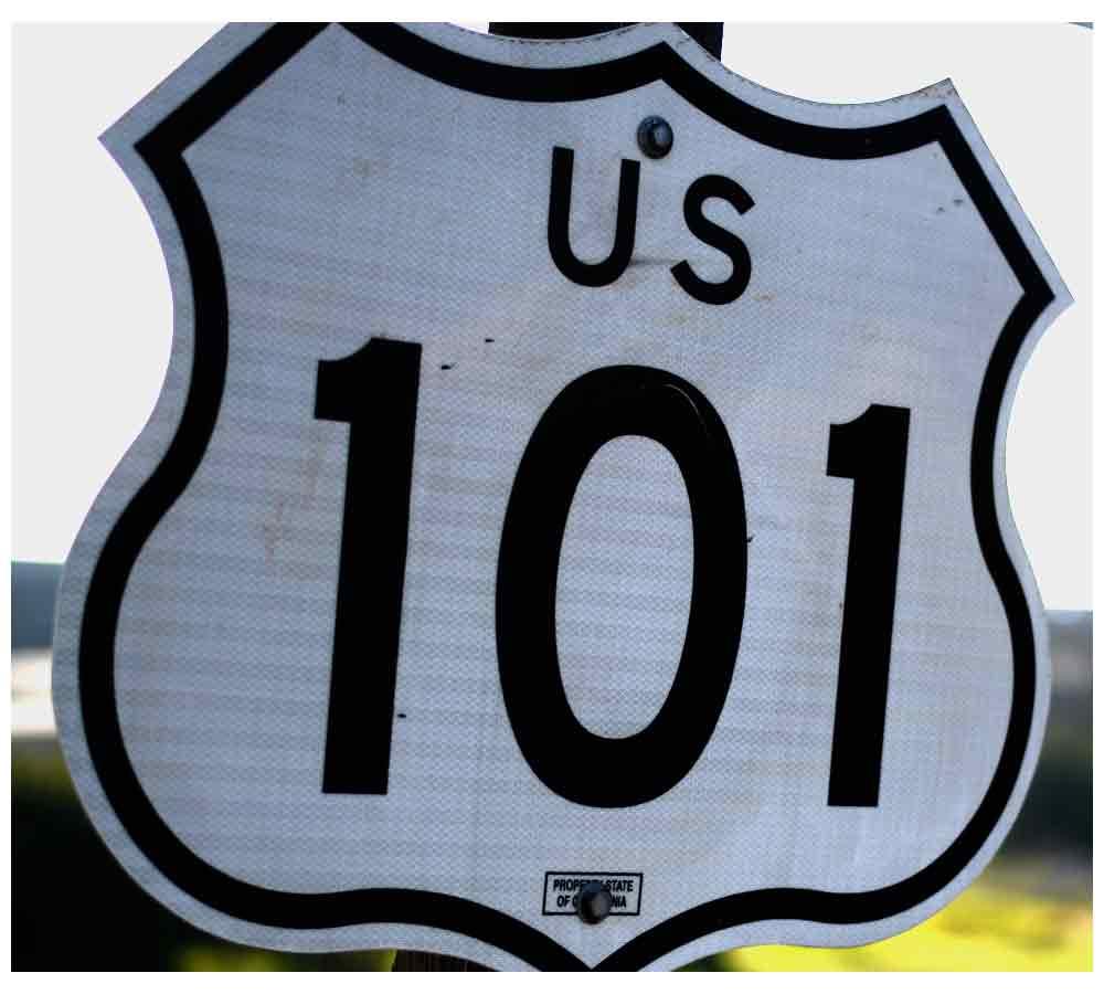 U.S. 101 Widening