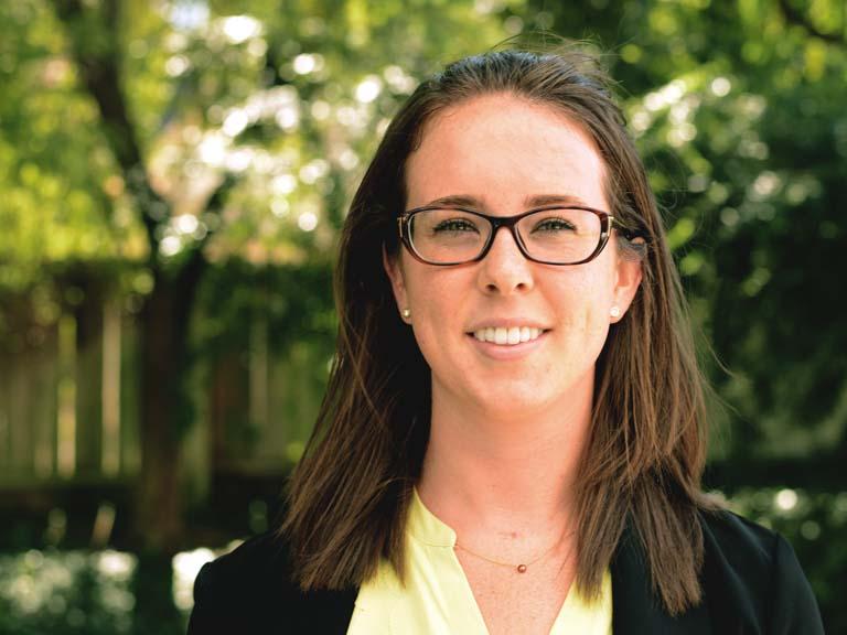Picture of Caroline Weston Researcher