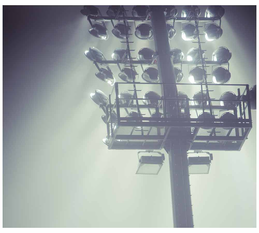 Field and Stadium Lighting Projects