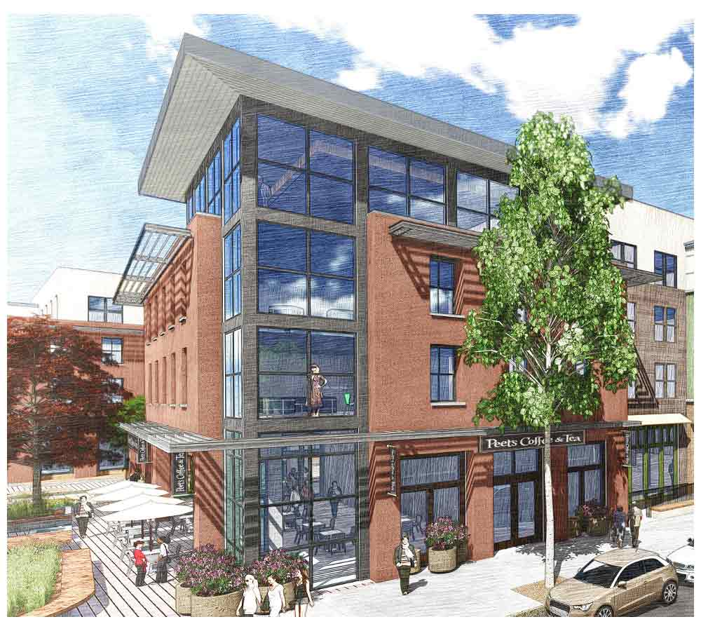 801 El Camino Real West Mixed-Use