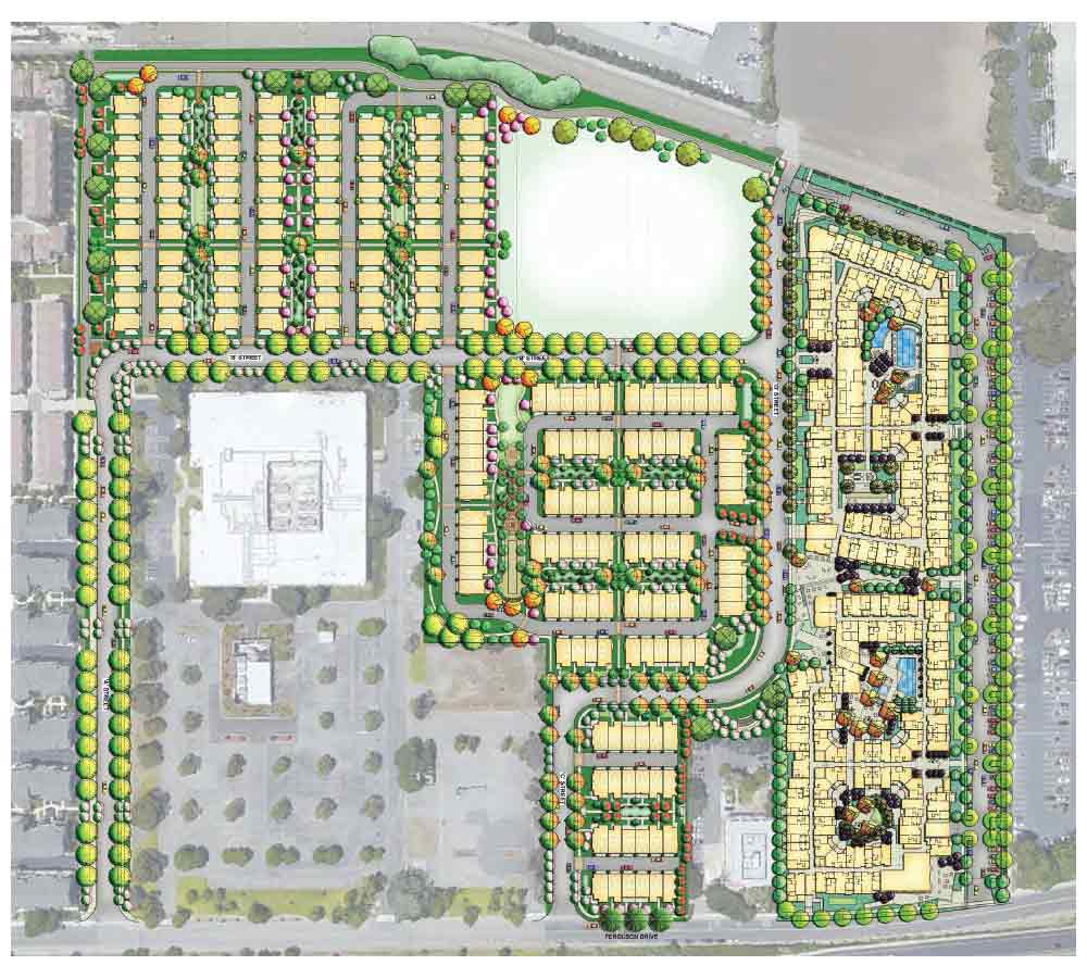 South Whisman Precise Plan