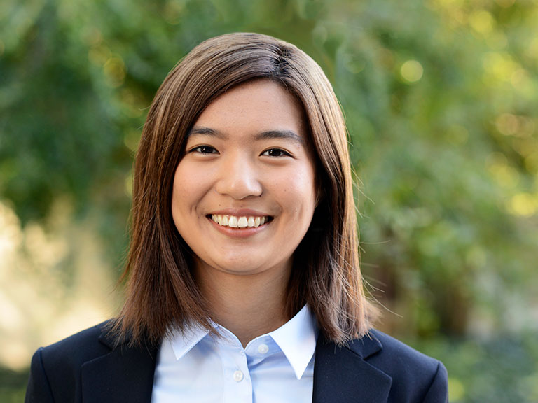 Picture of Amy Wang Assistant Project Manager