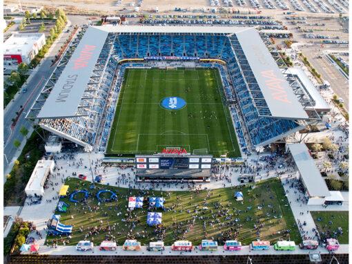 Avaya Earthquakes Stadium